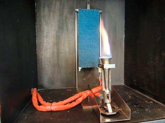 Laboratório de ensaios térmicos